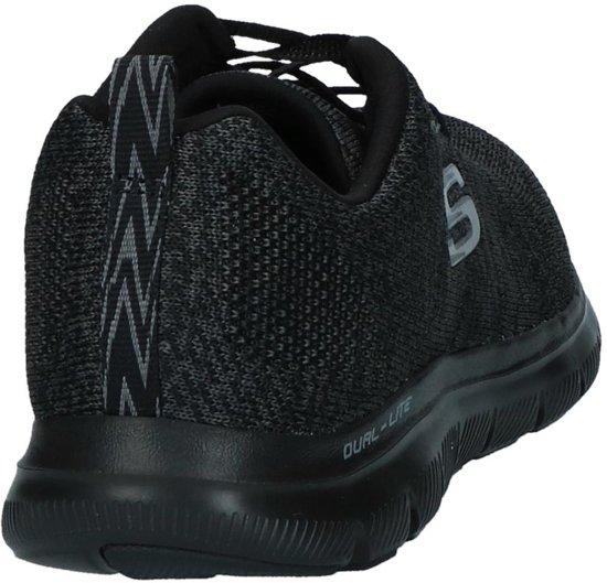 Zwart 12756 39 Dames Laag Bkcc Sneaker Sportief Maat Zwarte Skechers pqx0UdT0