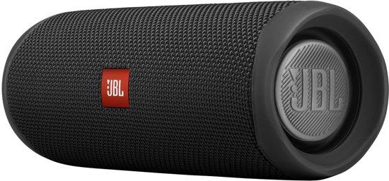Afbeelding van JBL Flip 5 - Draadloze Bluetooth Speaker - Zwart