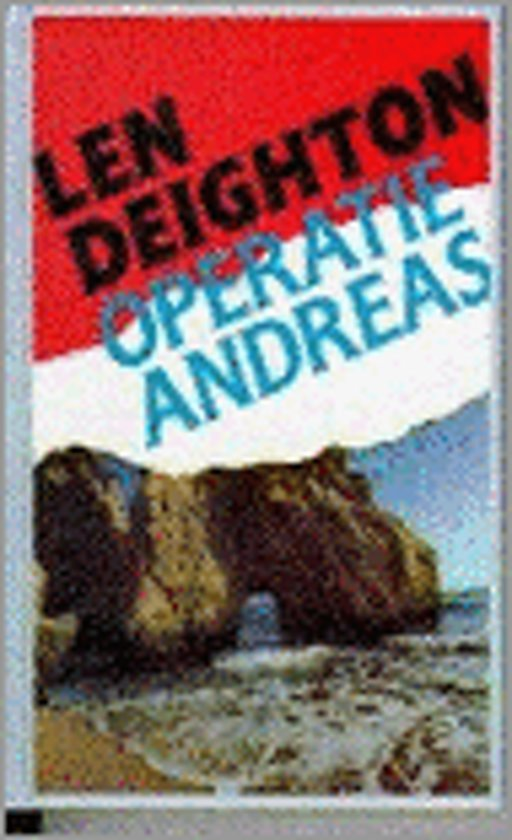 Operatie andreas - Len Deighton pdf epub