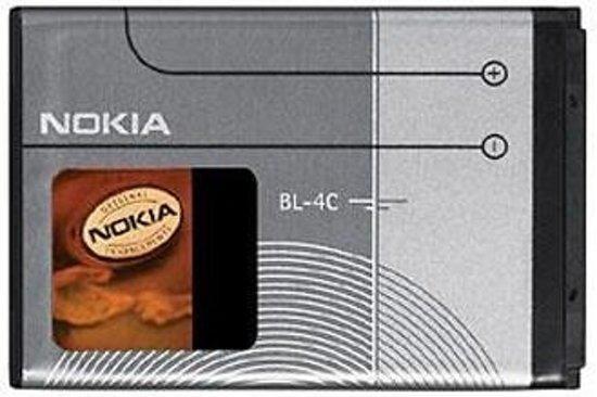 Nokia X2 Batterij origineel BL-4C in Roden