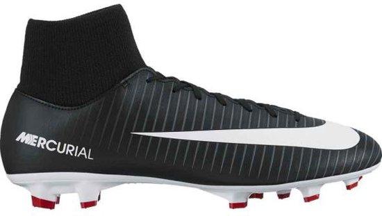 timeless design 16695 b5b31 Nike - Mercurial Victory VI DF FG - Voetbalschoenen - Volwassenen - Zwart - maat  39