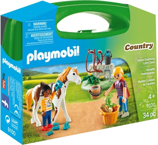 Playmobil Country 9100 speelgoedset Dier