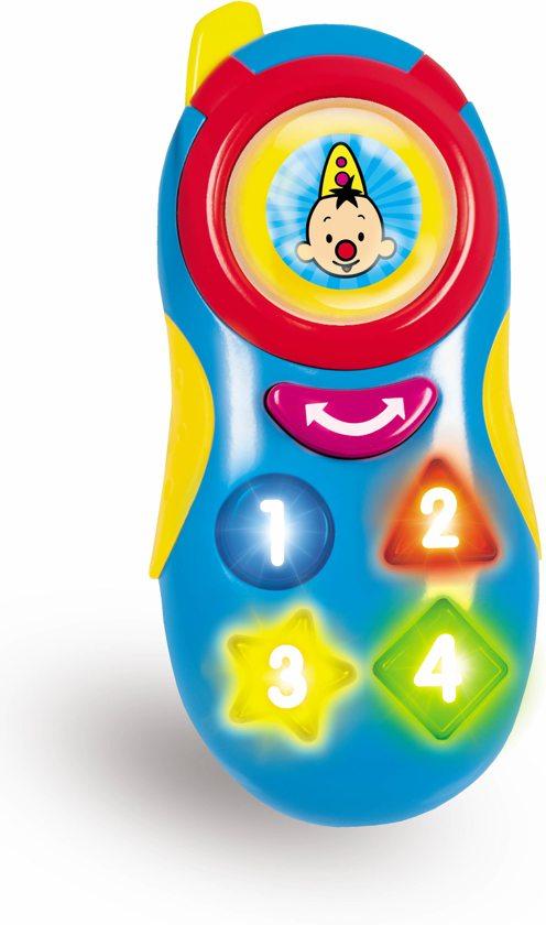 Afbeelding van Bumba Telefoon - Speelgoedtelefoon speelgoed