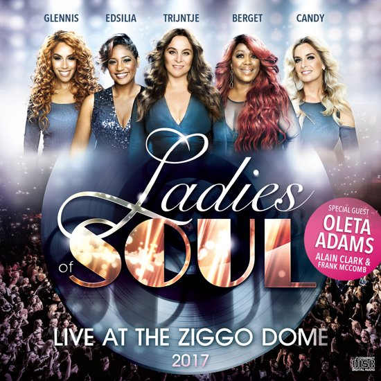 Live at the Ziggodome 2017 (2CD + DVD)