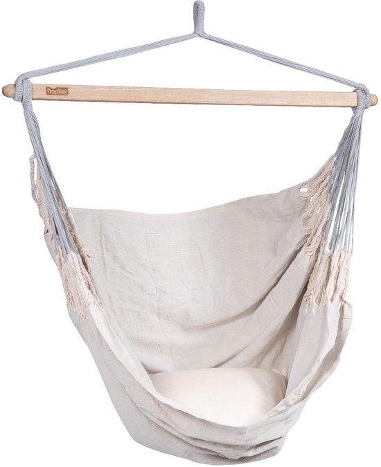 Hangstoel 'Comfort' pearl