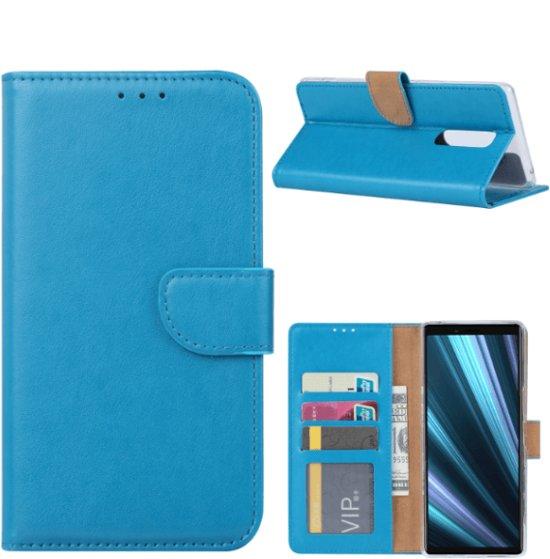 FONU Bookcase Sony Xperia 1 - Turquoise