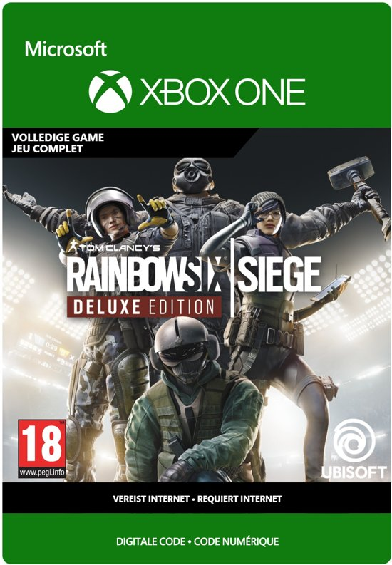 Tom Clancy's Rainbow Six Siege: Year 5 Deluxe Edition - Xbox One Download