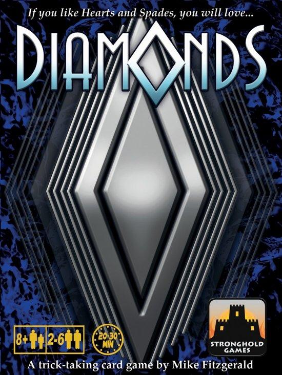 Afbeelding van het spel Diamonds Stronghold Games Kaartspel (Engelstalig)