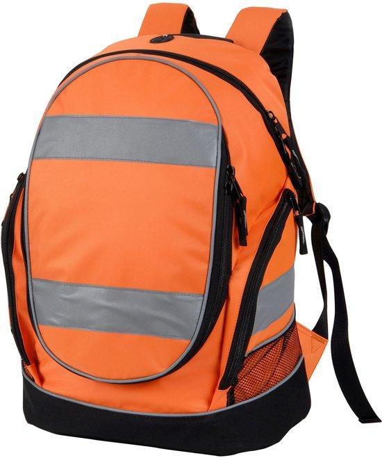 Shugon Veiligheidsrugzak Orange/Black