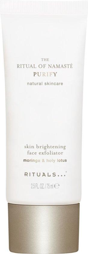 RITUALS The Ritual of Namasté Purify Skin Brightening Face Exfoliator Gezichtsscrub - 75 ml