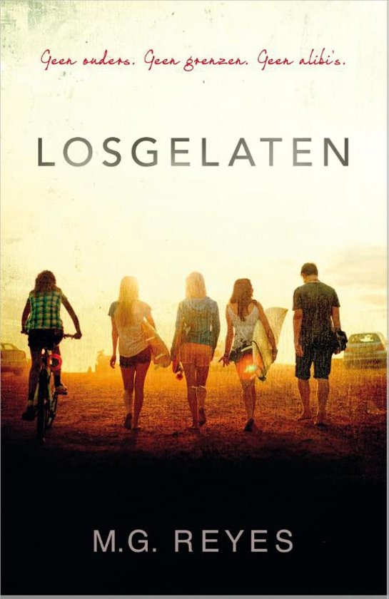 losgelaten cover