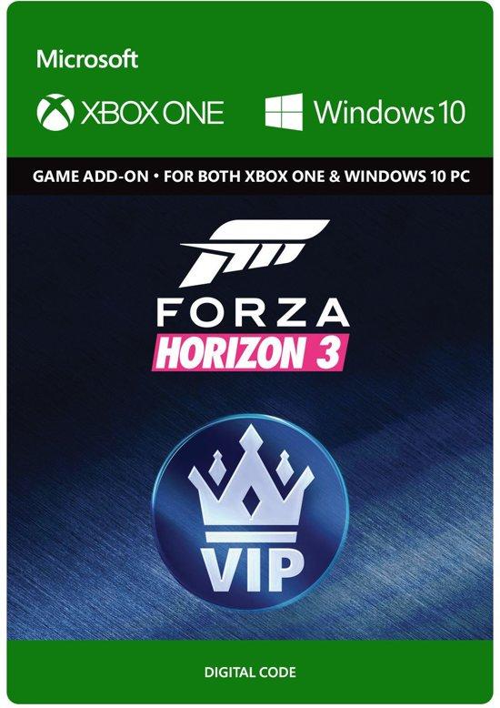 Forza Horizon 3 - VIP - Add-On - Xbox One / Windows 10