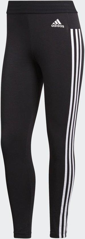 adidas Essentials 3Stripes Tight Sportlegging Dames - Black/White