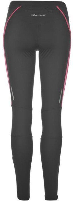 Zwart Hardloop Xs8 TightHardloopbroek Karrimor roze Dames XiPkZTOu