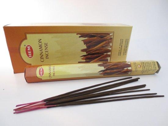 cinnamon wierook (HEM) kaneel