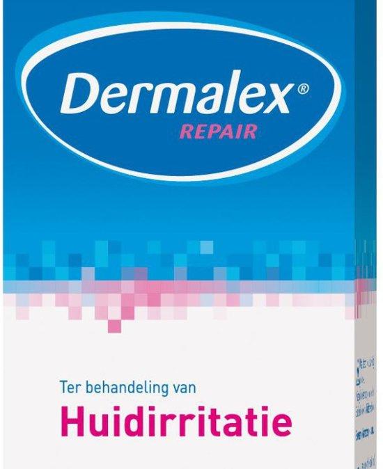 dermalex repair huidirritatie
