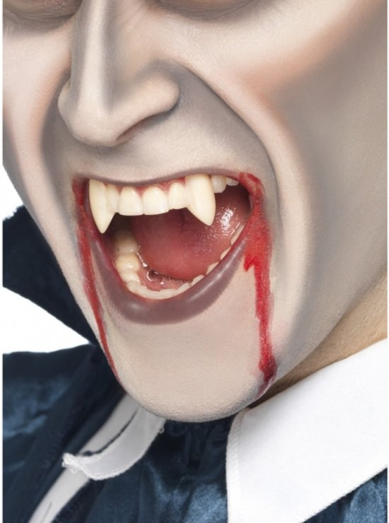 Halloween - Halloween vampier hoektanden - dracula gebitje / tanden