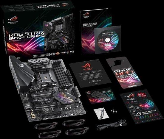 Asus ROG STRIX B450-F Gaming