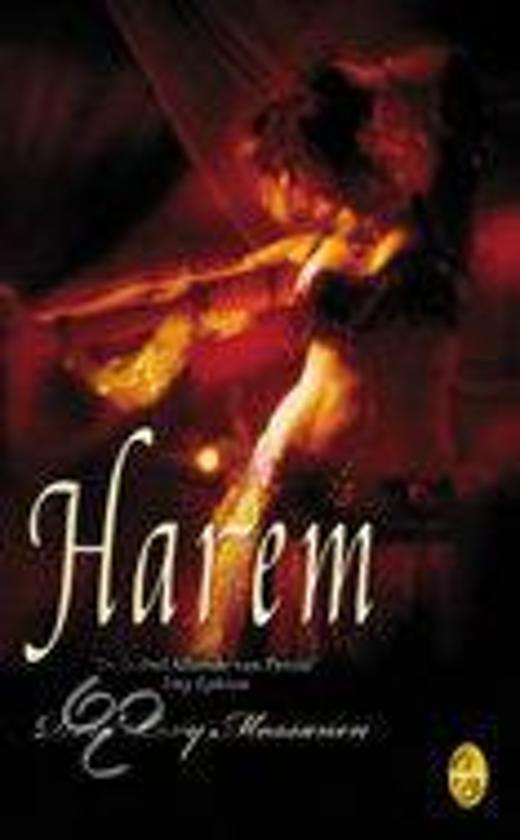 Cover van het boek 'Harem' van Dora Levy Mossanen