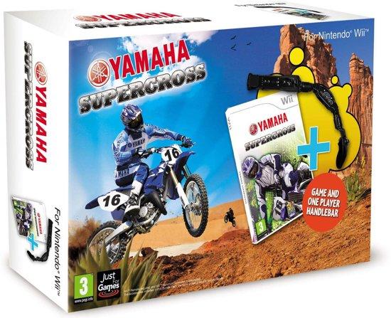 Yamaha Supercross + Motorstuur kopen