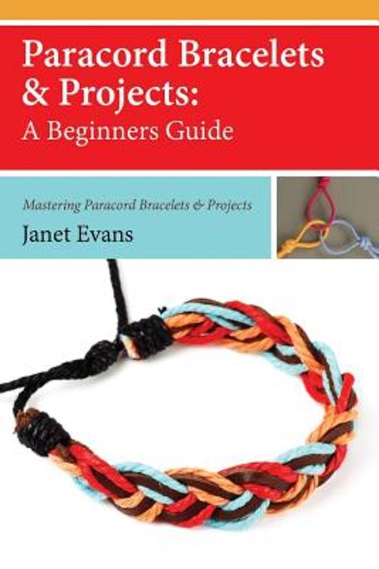 Paracord Bracelets & Projects