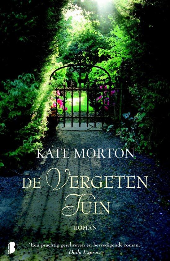 Boek cover De Vergeten Tuin van Kate Morton (Onbekend)