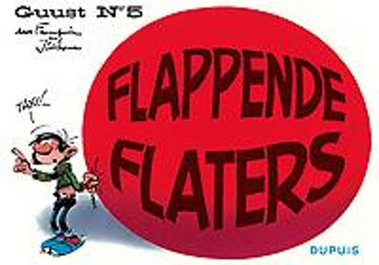 Guust Flater collector's item: 005 Flappende flaters