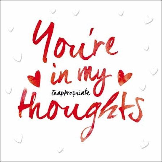 Bolcom Valentijnskaart Woodmansterne You Are In My