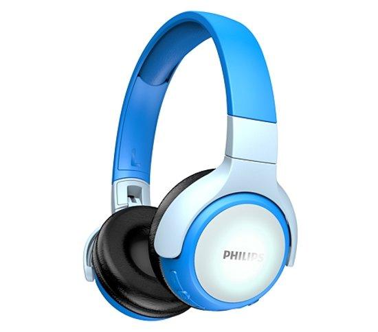 Philips TAKH402BL - Draadloze kinder koptelefoon- Blauw