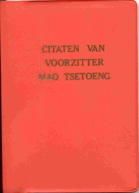 Citaten Van Boeken : Bol citaten van voorzitter mao tsetoeng zedong
