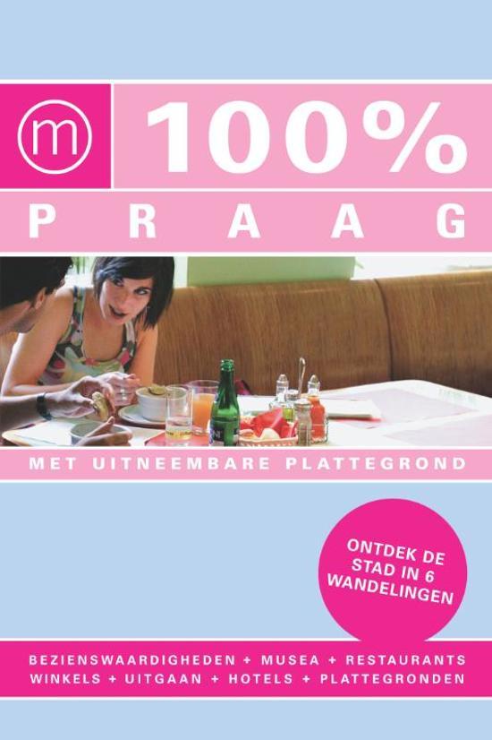100% Praag - Voorkant