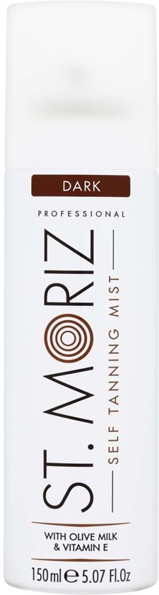 St. Moriz Tanning Spray Dark - 150 ml - Zelfbruiner