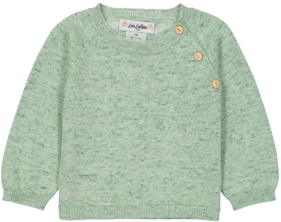 Les-Lutins-Sweater-Pull-over-Antoine-groen-maat-80