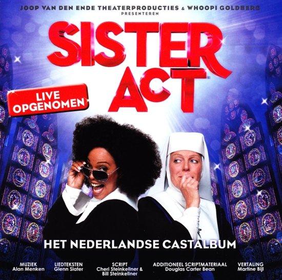 Sister Act - Het Nederlandse Castalbum