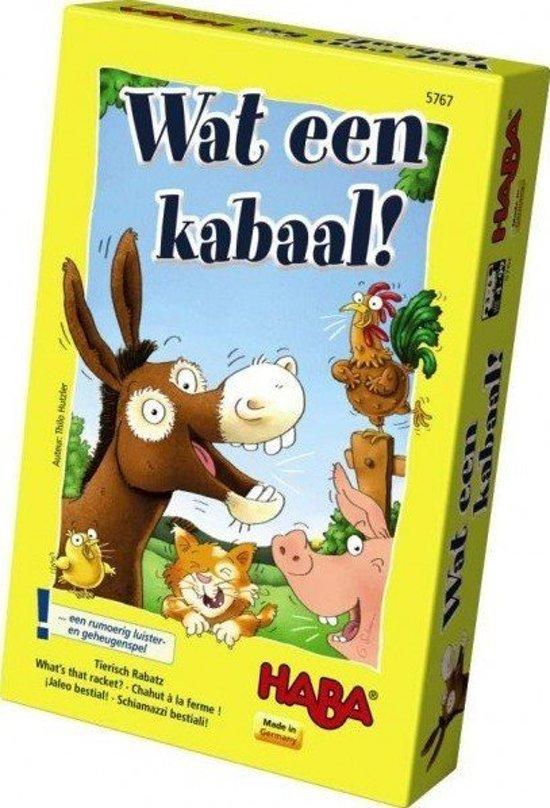 Afbeelding van het spel Spiel - Tierisch Rabatz! (Duits) = Frans 5766- Nederlands 5767