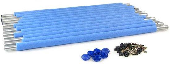 Trampoline - blauw - 305 cm