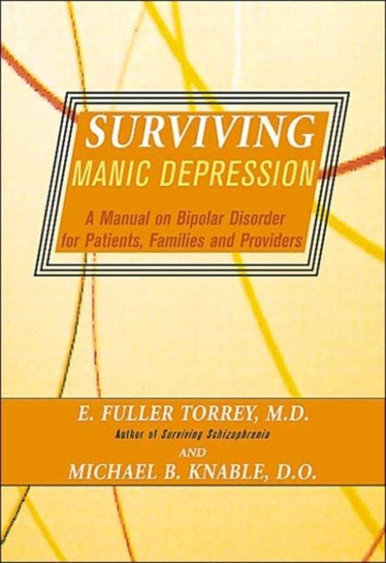 Surviving Manic Depression