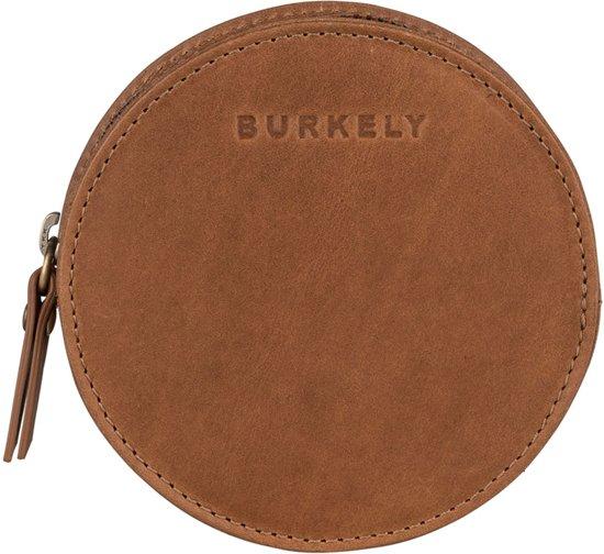 c4e16f23bea bol.com   BURKELY Desert Daisy wallet round portemonnee - tan