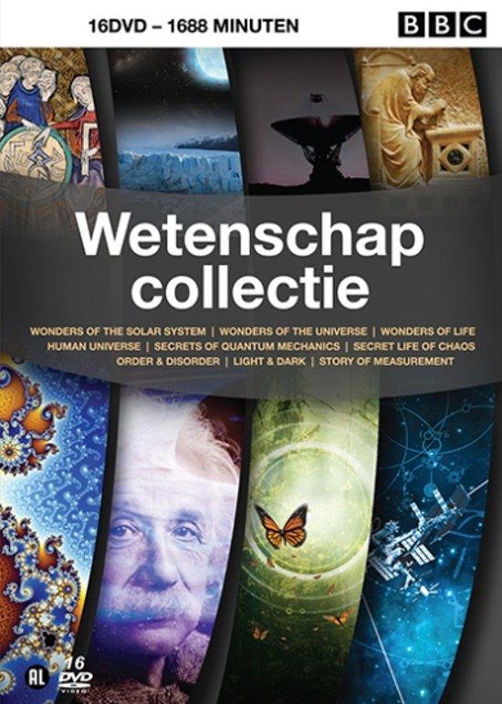 Wetenschap Collectie (16 Dvd)