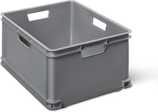 Curver Classic Unibox Opbergbox - 52 l - Zilver