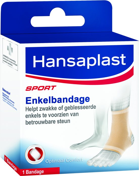 Hansaplast Sport Enkelbandage S