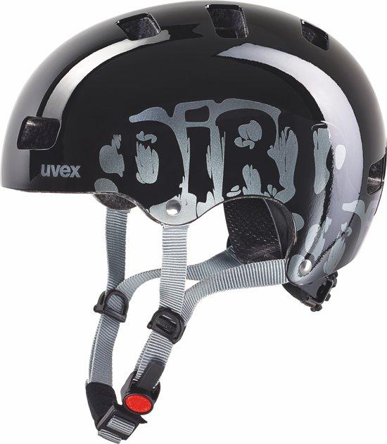 UV Kid 3-Dirtbike Black-S (51-55)