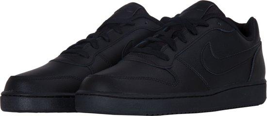 nike tanjun sneakers zwart heren