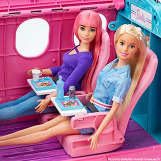 Barbie Droomvliegtuig - Barbie Vliegtuig