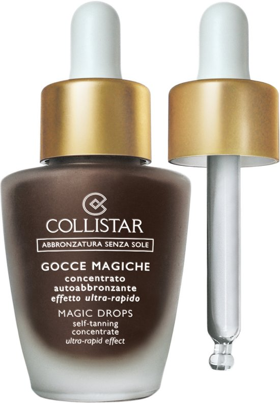 Collistar Magic Drops Zelfbruiner - 30 ml - Medium