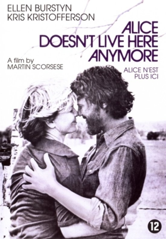 Cover van de film 'Alice Doesn't Live Here Anymore'