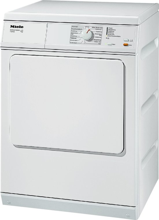 Miele T 8723 LW - Luchtafvoerdroger - BE