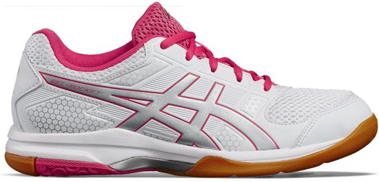 925d5ab299f bol.com | Asics Gel Rocket 8 Indoor Schoenen - Indoor schoenen - wit ...