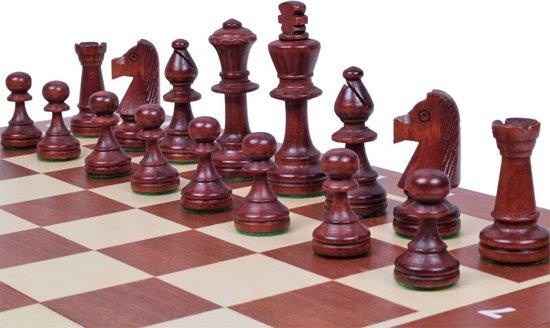 Tournament 5 schaakspel
