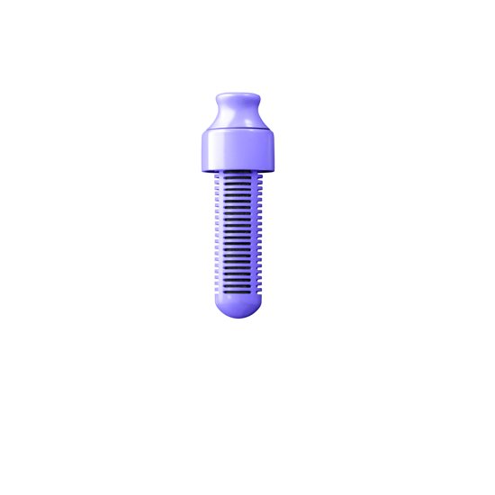 Bobble Waterfles Filter - 1 stuk - Lavendel